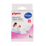 Pigeon - Natural-Fit Silicone Nipple Shield LL 17mm