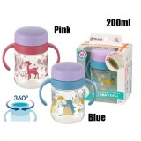 Richell - TLI360 Drinkable Cup 200ml (8M+)