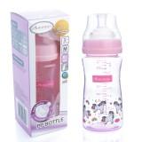 Autumnz -  PP Wide Neck Feeding Bottle 8oz/240ml (Single) *Rainbow Unicorn*
