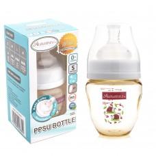 Autumnz - PPSU Wide Neck Feeding Bottle 4oz/120ml (Single) *Red Ladybird*