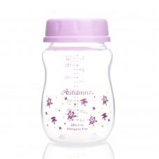 Autumnz - Wide Neck Breastmilk Storage Bottles *7oz* (4 btls) Twinkle *Lilac*