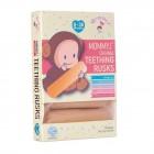 MommyJ - Original Baby Kids Toddler Teething Rusks / Biscuit 6m+ *BEST BUY*