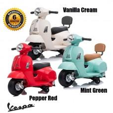 Koopers - Mini Vespa V6 Electric Ride-On