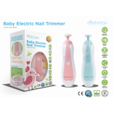 Autumnz -  Baby Electric Nail Trimmer