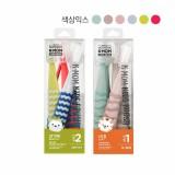 K-MOM - Kids Toothbrush 6p Set ( Step 1 / Step 2) *BEST BUY*