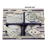 Anakku - Boy Box 5pcs Gift Set *120095-1 (002)* BEST BUY