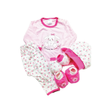Anakku - Girl Box 5pcs Gift Set *120096-1 (001)* BEST BUY