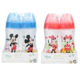 Anakku -  Disney Baby Wide Neck PP Feeding Bottle 10oz Twin Pack* BEST BUY