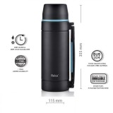 Relax - 18.8 Stainless Steel Thermal Travelling Flask  2.0L *BEST BUY*