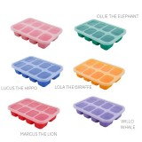 Marcus&Marcus - Food Cube Tray (1oz x 8)