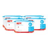 NUK - Anti Bacterial Wet Wipes (5 Packs of 20pcs) *BEST BUY