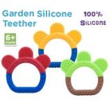 Autumnz - Garden Silicone Teether