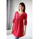 Autumnz - Riviera Tunic (Ruby)