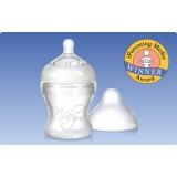 Nuby - Natural Touch SoftFlex Silicone Nurser Bottle (5oz/150ml)