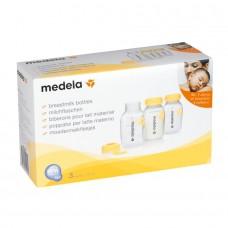 Medela - Breastmilk Storage Bottle 150ml (3pcs) *BPA FREE* BEST BUY
