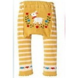 Legging Pants -  Snowy Lamb