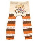 Legging Pants -  Fun Bear