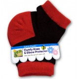 Bumble Bee - Knee & Elbow Protector (Darling Red)