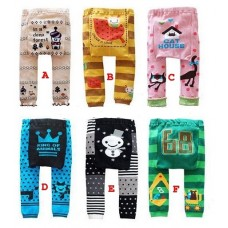 Legging Pants -  Mixed Designs 2 (*SIZE 90*)
