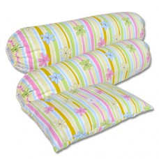 Bumble Bee - Pillow & Bolsters Set