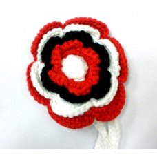 Adorable Crochet Headband - Design 6