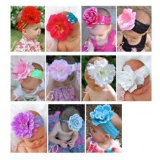 Adorable Baby Elegant Sequin Headband