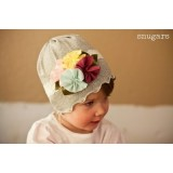 Adorable Country Pixie Hat - English Rose