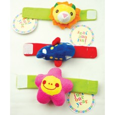 Adorable - Wrist Rattle *Assorted* (per pc)