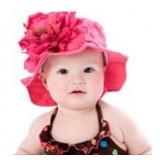 Adorable Urban Sun Hat - Fuschia