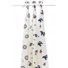 Adorable - Cozy PREMIUM Bamboo Swaddle *MD 1* (1pc)