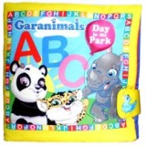 Adorable - ABC Play Mat/Cloth Book