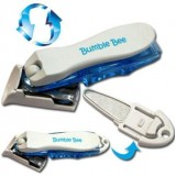 Bumble Bee - Babysafe Nail Clipper  *Blue*