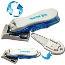 Bumble Bee - Babysafe Nail Clipper  *Blue*