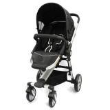 Halford-  Zuzz 4 Stroller *Black*