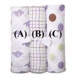Adorable - Cozy Swaddle *Mixed Design 2*