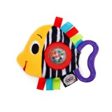 Bright Starts - Sensory Plush Fish