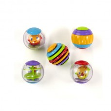 Bright Starts - Five Activity Ball *BEST BUY*