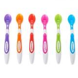 Munchkin - Soft-Tip Infant Spoons (White) - 6 Pack