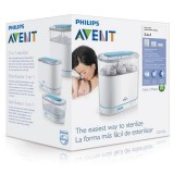 Philips Avent - 3-in-1 Electric Steam Steriliser
