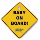 Little Bean - Baby On Board