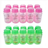 PWP: Autumnz PP Milk Storage Bottle (8 pcs)+FOC 2 pcs *Twin Pack*