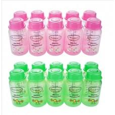 PWP: Autumnz PP Milk Storage Bottle (8 pcs)+FOC 2 pcs *Twin Pack*