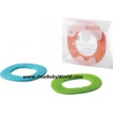 Basilic - Silicone Teething Ring *BPA FREE* (D017)