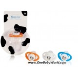 Basilic - Soother In CHERRY Shape-*Size M* *BPA FREE (D048)