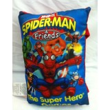 Disney - Pillow Cloth Book *Spiderman*