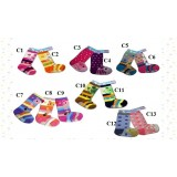 Adorable - Long Socks Mixed Design 1 *Value Buy*