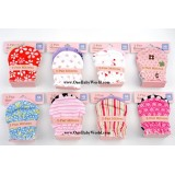 2-Pair Mitten *Assorted Design For GIRL* (1 set)