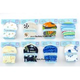 2-Pair Mitten *Assorted Design For BOY* (1 set)