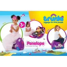 Trunki - Penelope (Princess Carriage)