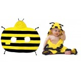 Adorable - Hooded Animals Towel *Bumble Bee*